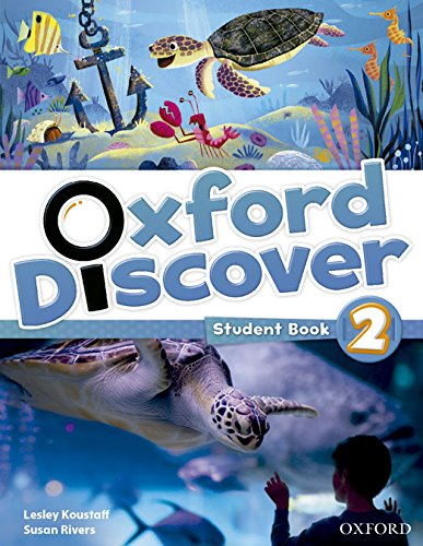 OXFORD DISCOVER 2 Student's Book