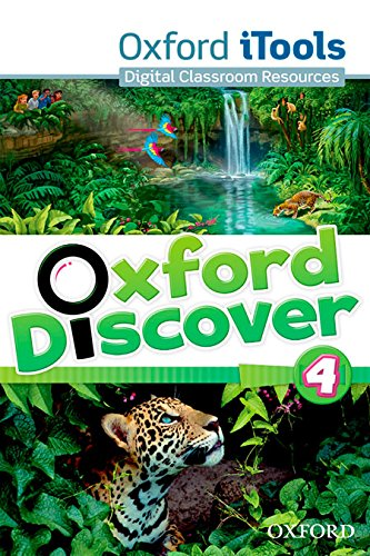 OXFORD DISCOVER 4 Itools