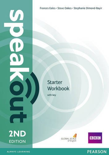 SPEAKOUT  STARTER 2nd ED Workbook  with answers