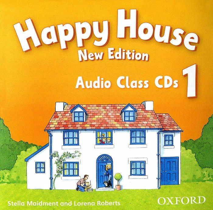 HAPPY HOUSE 1 New ED Class Audio CD