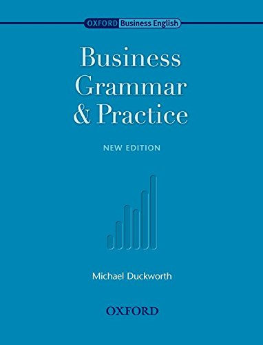 BUSINESS GRAMMAR AND PRACTICE Book