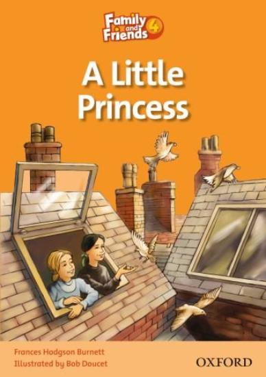FAMILY AND FRIENDS Reader 4B A Little princess