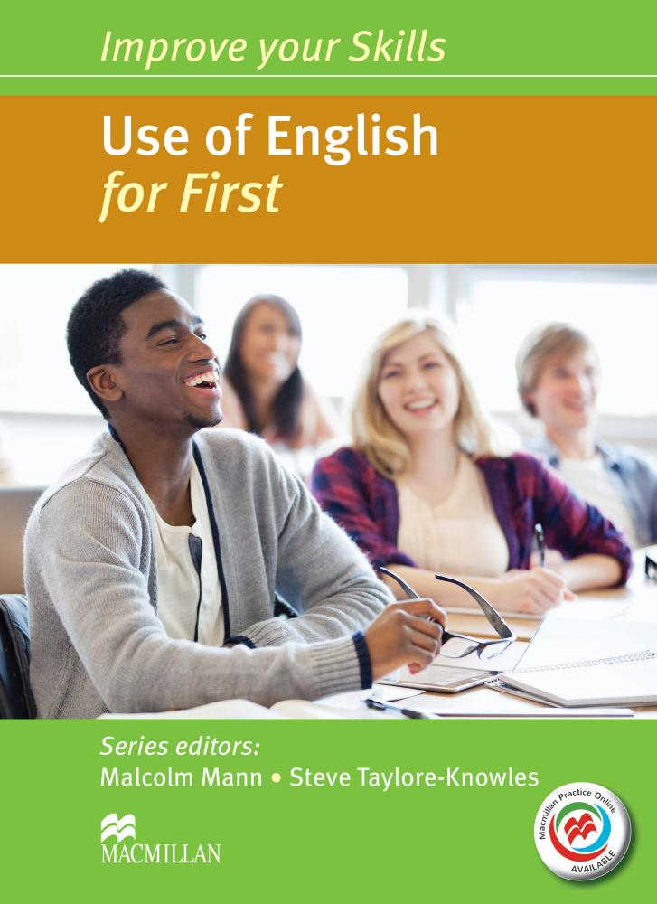Improve Your Skills for First Use of English Student's  Book without answers+ online Pack