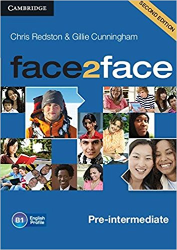 FACE 2 FACE PRE-INTERMEDIATE 2nd ED Audio CD