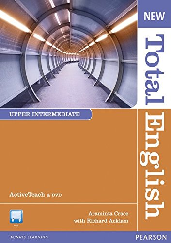 NEW TOTAL ENGLISH UPPER-INTERMEDIATE Active Teach