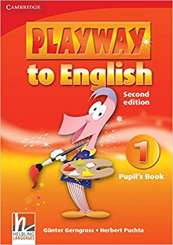 PLAYWAY TO ENGLISH 2nd ED 1 Pupil's Book