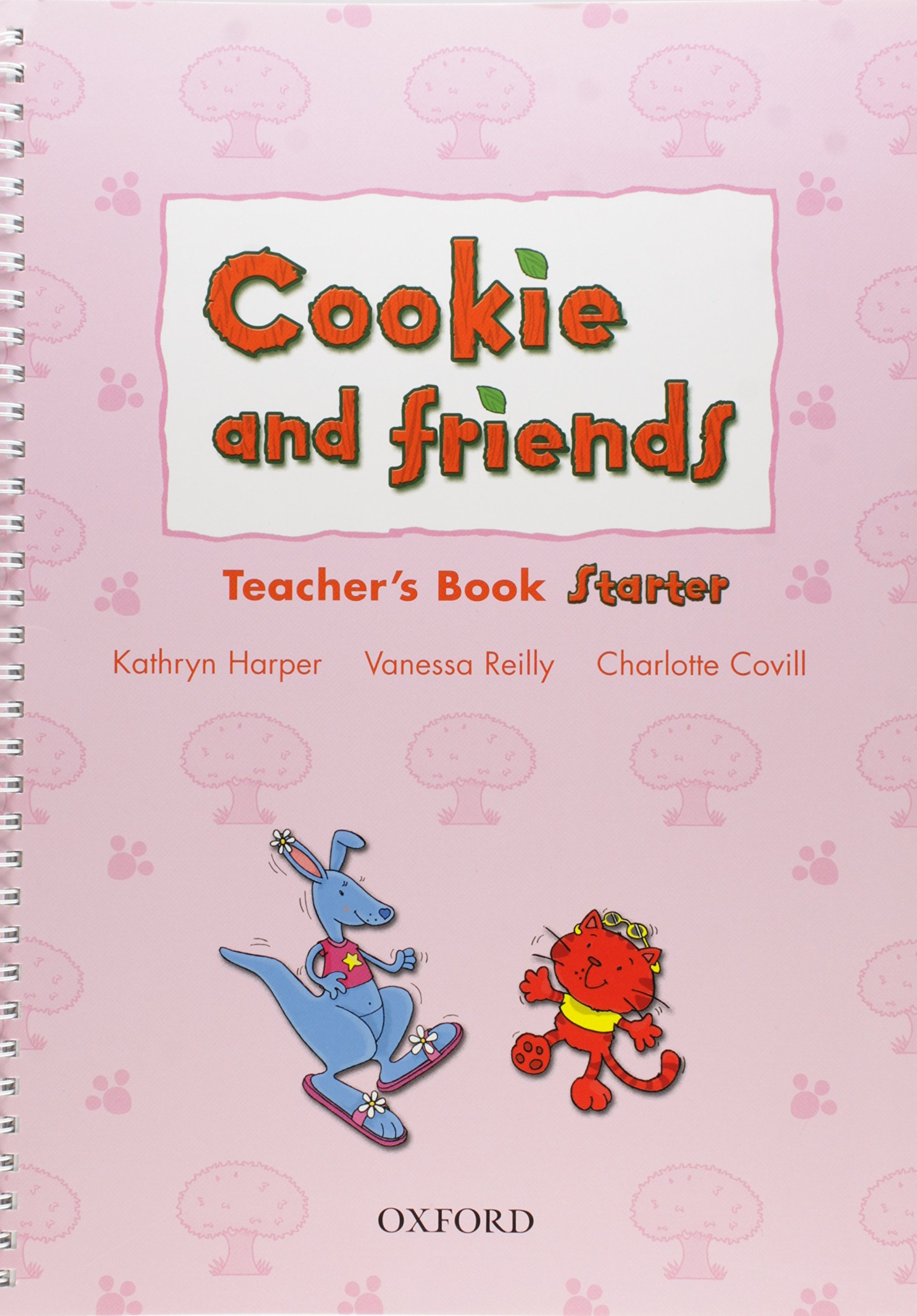 COOKIE & FRIENDS STARTER Teacher's Book