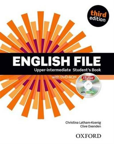 ENGLISH FILE UPPER-INTERMEDIATE 3rd ED Student's Book with iTutor Pack