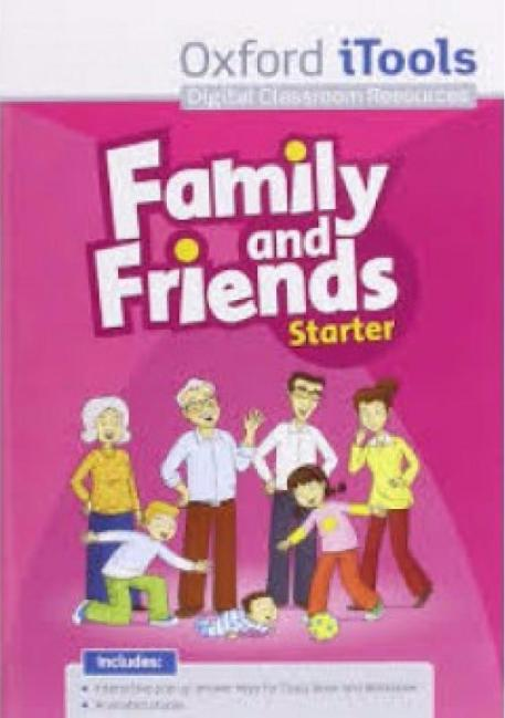 FAMILY AND FRIENDS Starter 2nd ED Itools