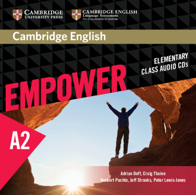 CAMBRIDGE ENGLISH EMPOWER ELEMENTARY Audio CD