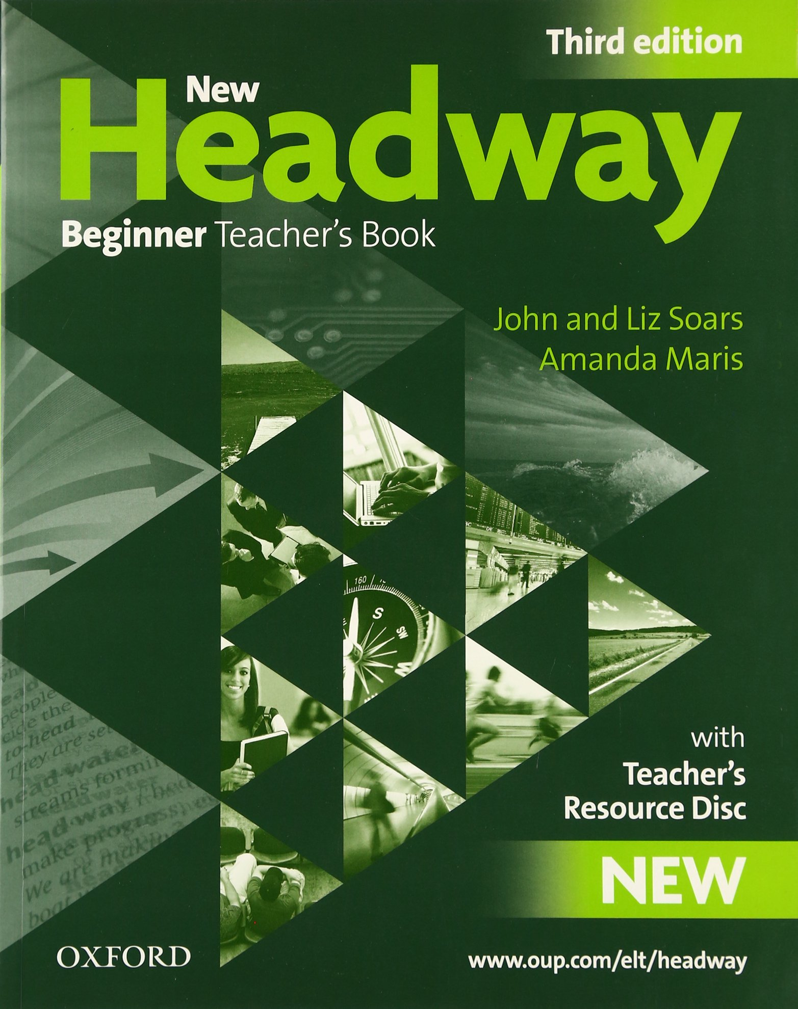 NEW HEADWAY BEGINNER 3rd ED Teacher's Book Pack
