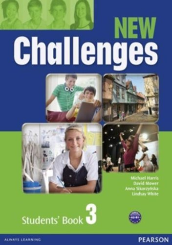 CHALLENGES NED 3 Student's Book