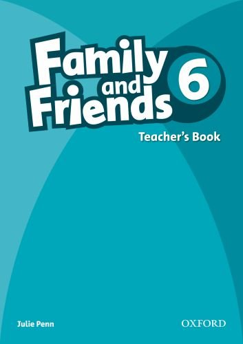 FAMILY AND FRIENDS 6 Teacher's Book