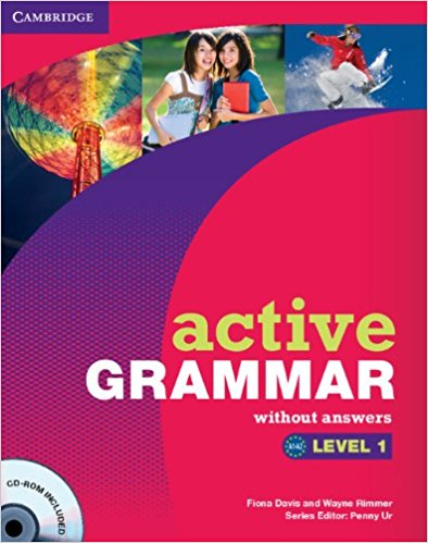 ACTIVE GRAMMAR 1 Book without Answers + CD-ROM