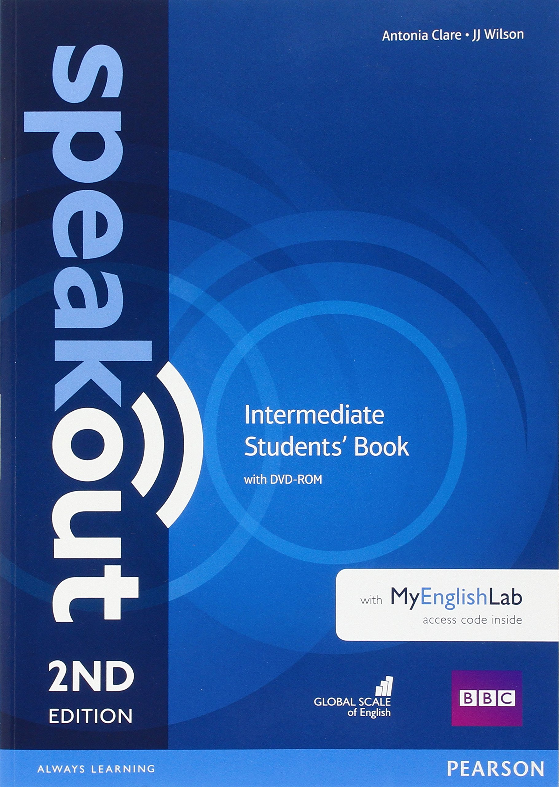 SPEAKOUT  INTERMEDIATE 2nd ED Student's  Book+ DVD-ROM + Accesscode pack