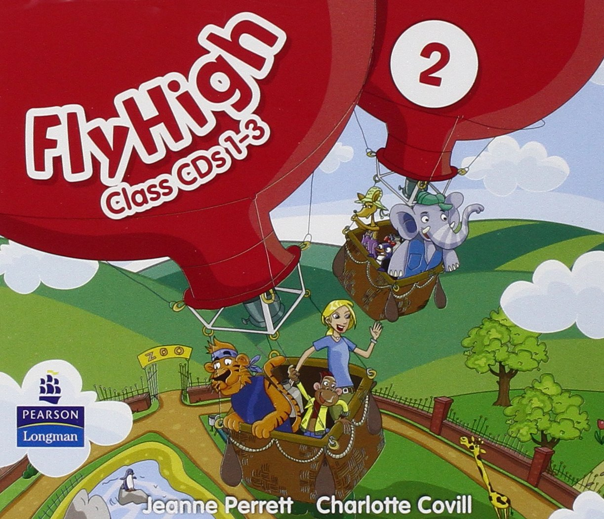 FLY HIGH 2 Class Audio CD (x3)