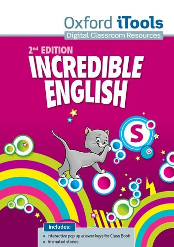 INCREDIBLE ENGLISH  2nd ED Starter Itools