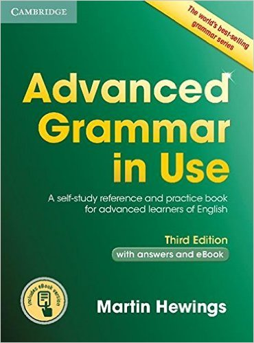 ADVANCED GRAMMAR IN USE 3rd ED Book with Answers + Interactive eBook