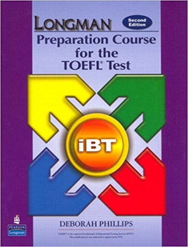 LONGMAN PREPARATION COURSE TO THE TOEFL TEST IBT Student's Book without Answers + CD-ROM
