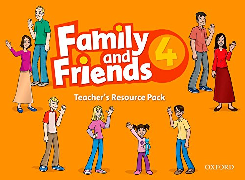 FAMILY & FRIENDS 4 Teacher's Resource Pack