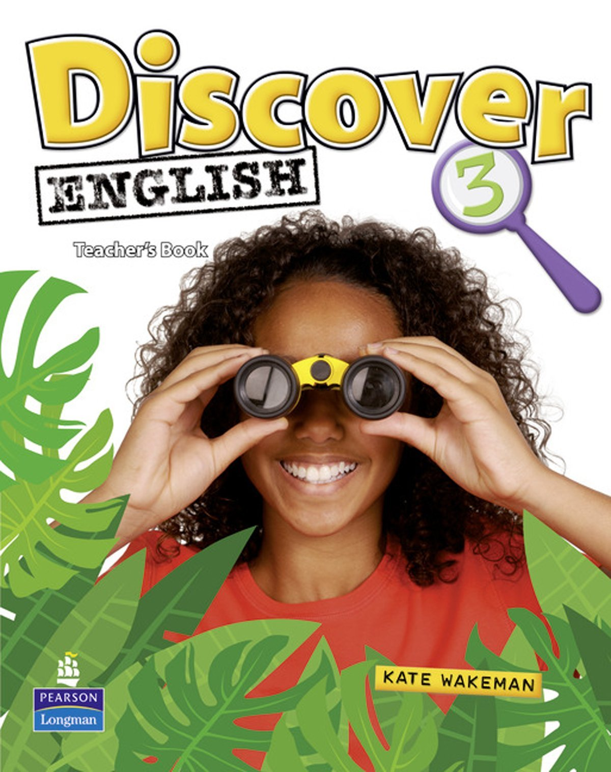 DISCOVER ENGLISH GLOBAL 3 Teacher's Book