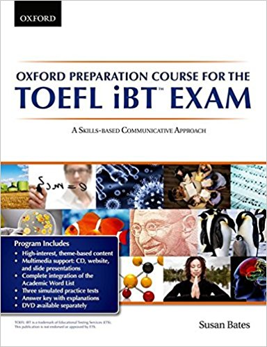 OXFORD PREPARATION COURSE FOR THE TOEFL iBT EXAM Student's Book + Audio CD + Access Code