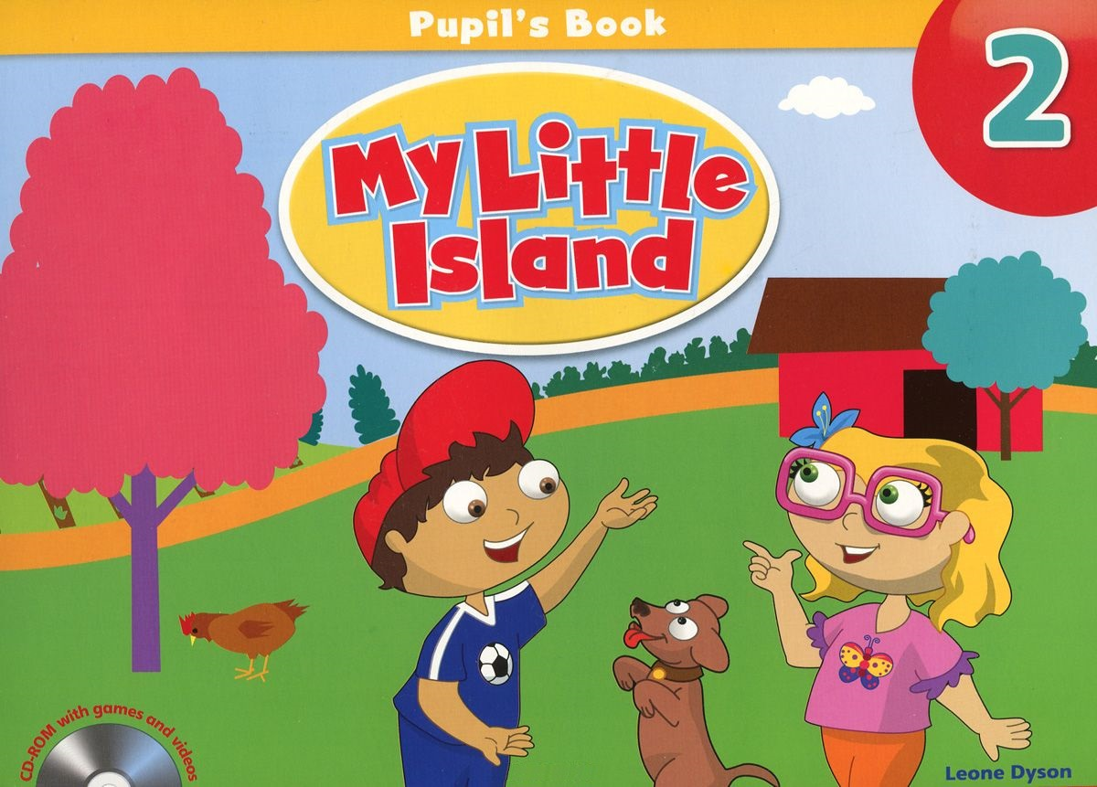 MY LITTLE ISLAND 2 Students Book + CD ROM