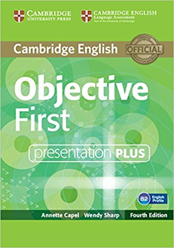 Objective First 4th Ed Presentation Plus DVD