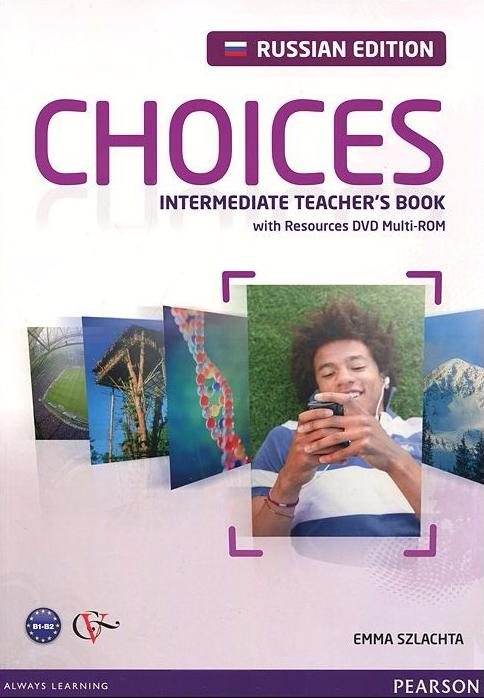 CHOICES Russia Intermediate Teacher's Book + DVD MultiROM