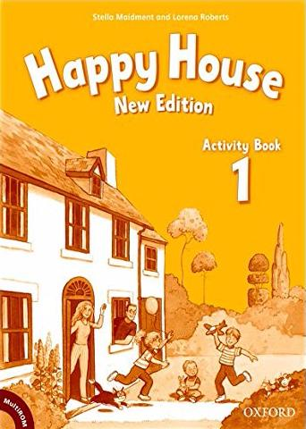 HAPPY HOUSE 1 New ED  Activity Book+MultiROM
