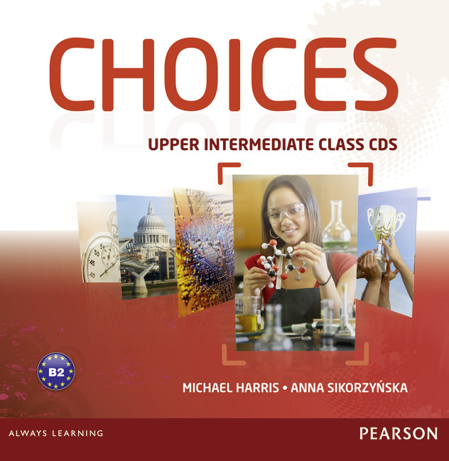 CHOICES Russia Upper-Intermediate Class Audio CD (x6)