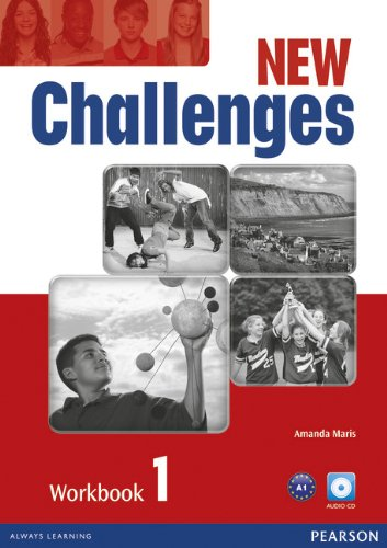 CHALLENGES NED 1 Workbook + Audio CD Pack