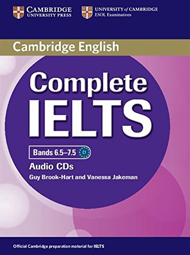 COMPLETE IELTS Bands 6.5-7.5 Class Audio CD (x2)