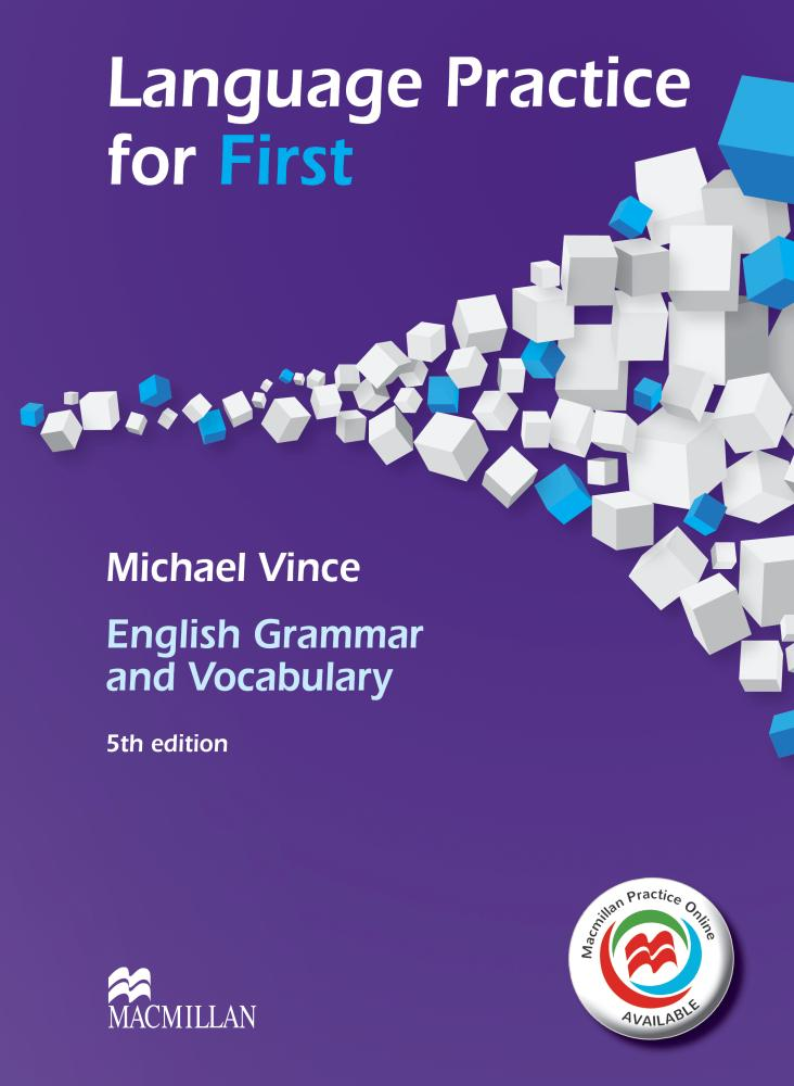 LANGUAGE PRACTICE FOR FIRST New ED Student's Book without answers + online Pack
