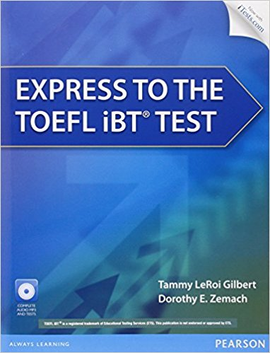 EXPRESS TO THE TOEFL IBT TEST Book + CD-ROM