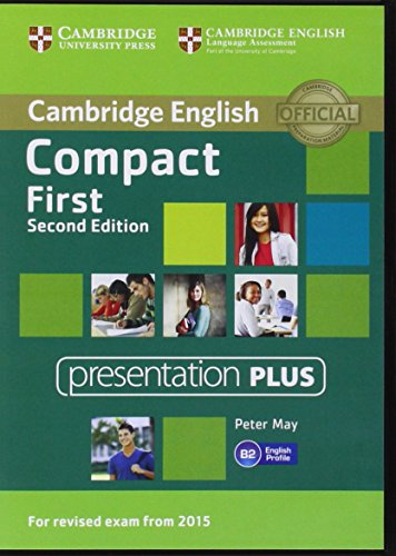 Compact First  2nd Ed Presentation Plus DVD