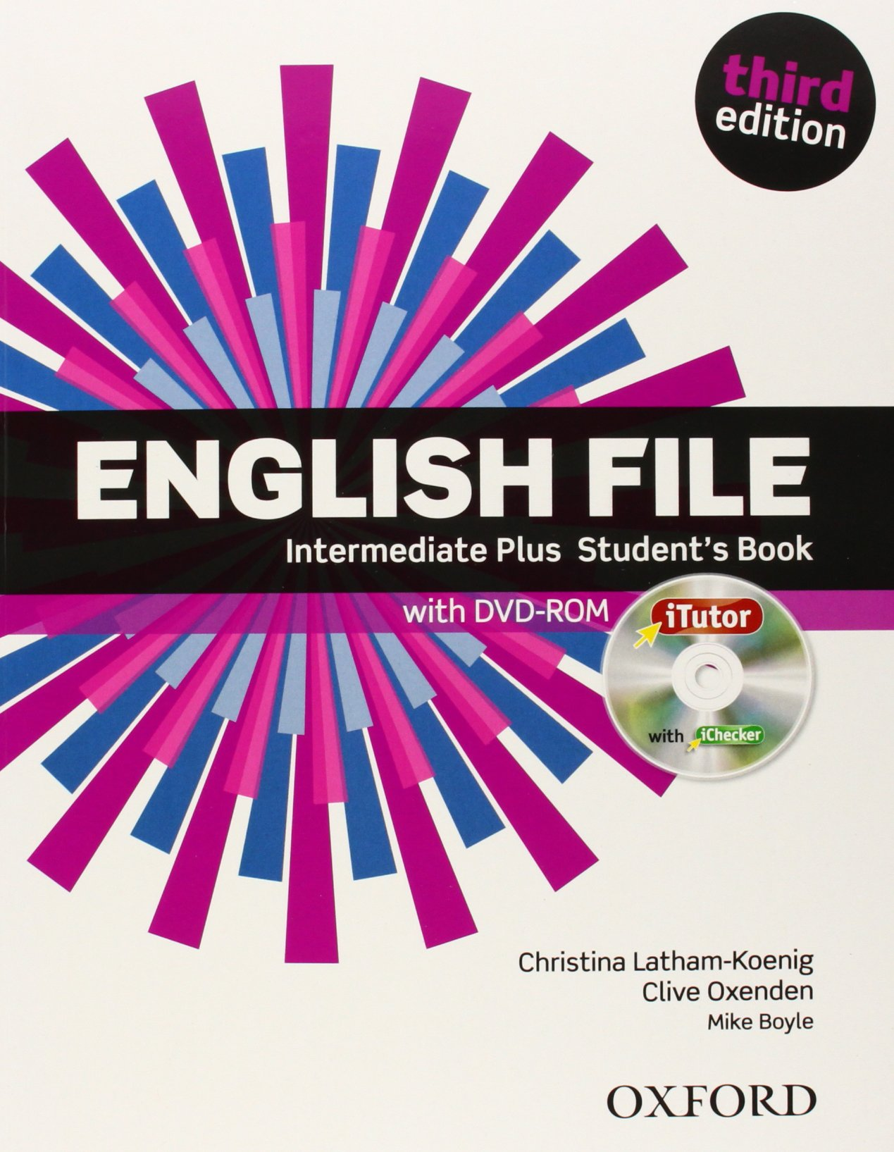 ENGLISH FILE INTERMEDIATE PLUS 3rd ED Student's Book with iTutor Pack