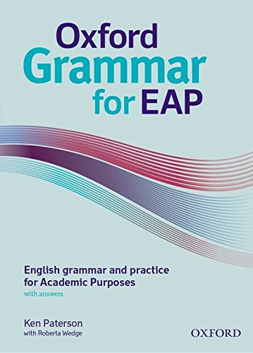 OXFORD GRAMMAR FOR EAP Book with Answers