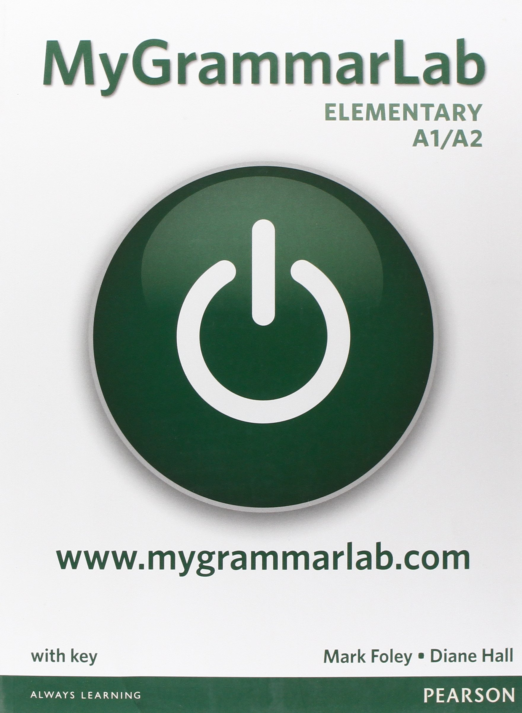 MYGRAMMARLAB ELEMENTARY Book with Answers + MyGrammarLab