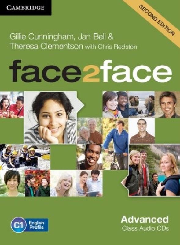 FACE 2 FACE ADVANCED 2nd ED Audio CD