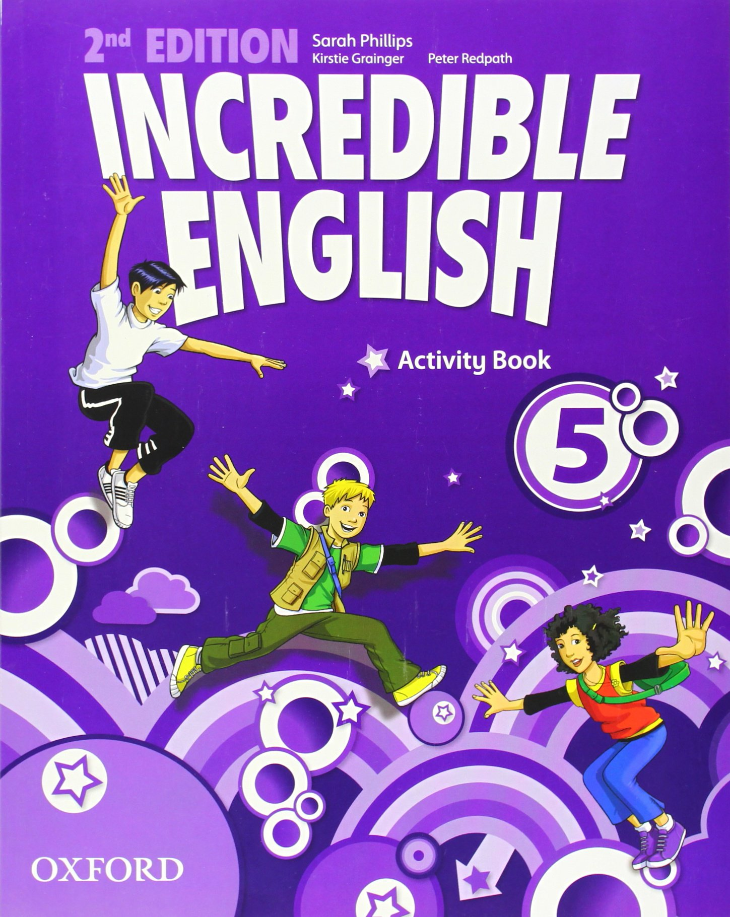 INCREDIBLE ENGLISH  2nd ED 5 Activity Book