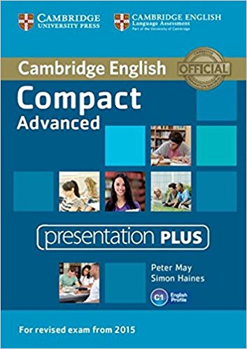 COMPACT ADVANCED 2015  Presentation Plus DVD-ROM