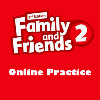 FAMILY AND FRIENDS 2  2ED ONLINE PRACTICE $ *
