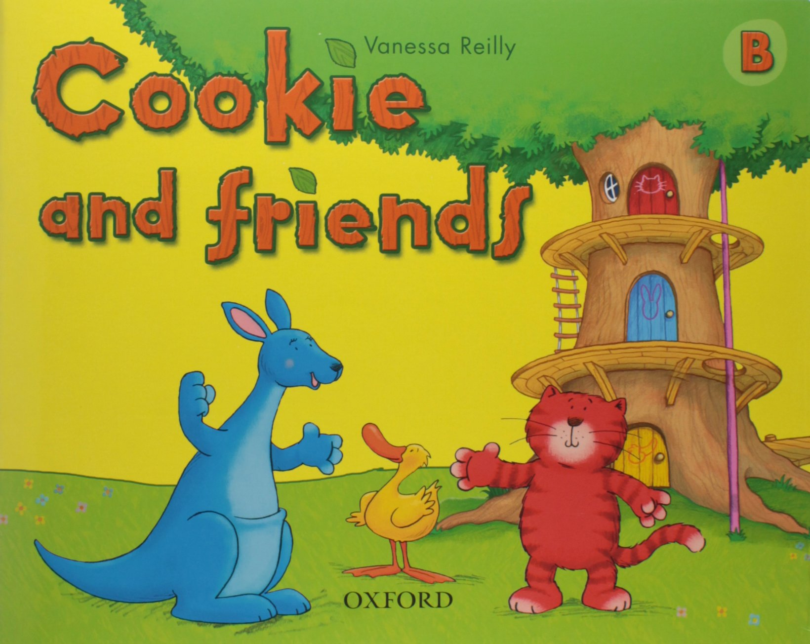 COOKIE & FRIENDS B Class Book