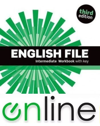 ENGLISH FILE INT NEW        OnLine SKILLS PRACT WB $ *
