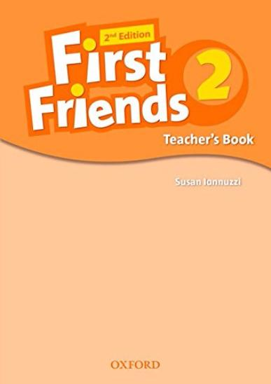FIRST FRIENDS 2  2nd ED Teacher's Book