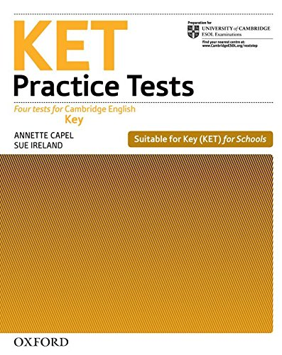 KET PRACTICE TESTS REV ED Practice Tests without Answers