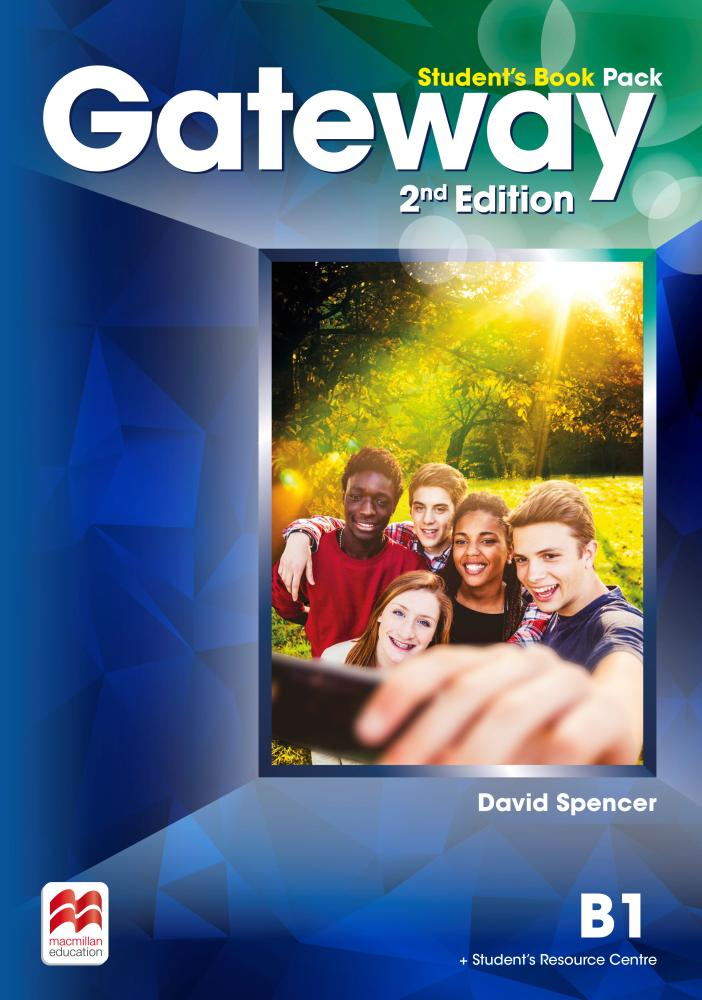 GATEWAY 2nd ED B1 Student's Book Pack