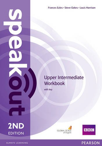 SPEAKOUT  UPPER- INTERMEDIATE 2nd ED Workbook  with answers