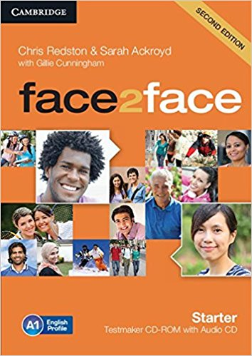 FACE 2 FACE STATER 2nd ED Testmaker CD-ROM + Audio CD